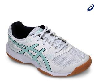 Tenis Feminino Asics Gel Rocket 8 A Vôlei, Futsal, Badminton