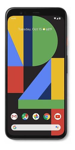 Google Pixel 4 64 GB clearly white 6 GB RAM