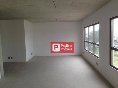 Apartamento Com 1 Dormitório À Venda, 69 M² - Campo Belo - São Paulo/sp - Ap7447