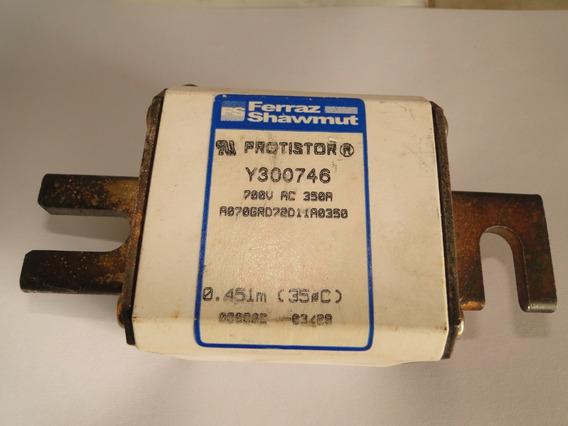 Fusível Protistor Ferraz Shawmut 700v 350a-1001 Coisas Cc-1