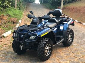 Quadriciclo Can Am 800 Max Limited ( Igual A Okm )