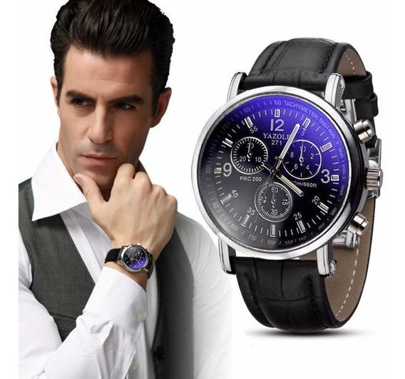 Relógio De Luxo Masculino Yazole 271