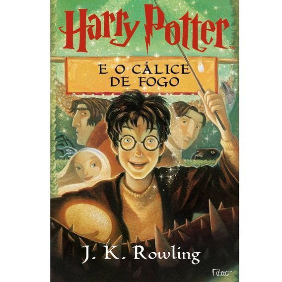 Livro - Harry Potter E O Cálice De Fogo
