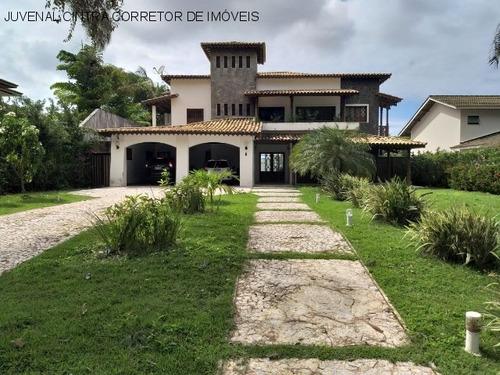 Vendo Casa Em Piatã, 5/4, Sendo 5 Suítes, 486,41m² , R$ 2.500.000,00 Financia!!!! - J823 - 34856116