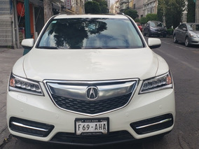 Acura Mdx 3.5 Sh-awd At 2016 $540,000.00