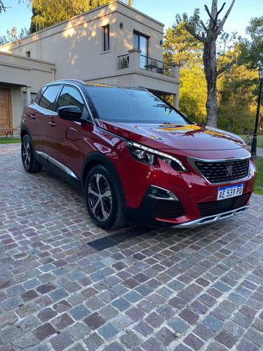 Peugeot 3008 2021 1.6 Gt-line Thp Tiptronic