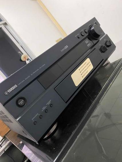 Receiver Yamaha Rx V1200 Rds Usado Relíquia - 6.1