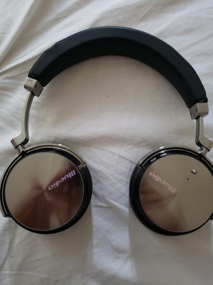 Fone De Ouvido Headphone Bluedio T4 Bluetooth