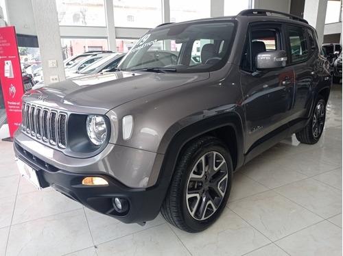 Jeep Renegade 1.8 16v Flex Sport 4p Automático 2019/2019