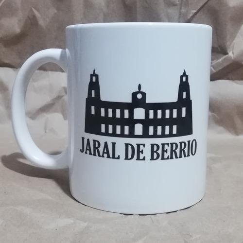 Taza Diseño Hacienda Jaral De Berrio