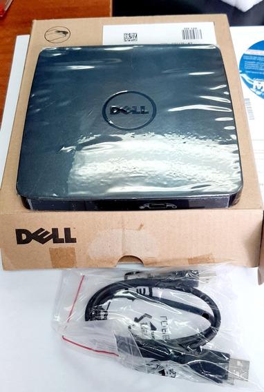 Unidad Externa Cd / Dvd R/rw Quemadora Dell Usb Portátil