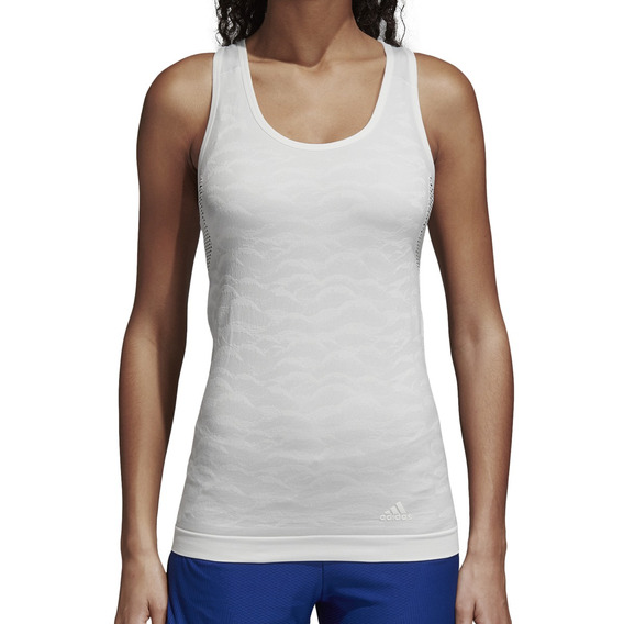 Musculosa adidas Running Ultra Py W Mujer Gr/mr