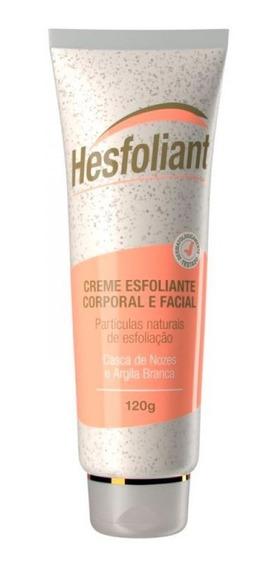 Creme Esfoliante Corporal E Facial Hesfoliant 120 G Hmulti
