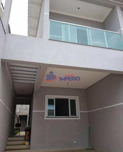 Imagem 1 de 25 de Sobrado Com 3 Dorms, Gopoúva, Guarulhos - R$ 680 Mil, Cod: 7119 - V7119