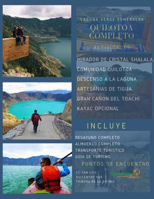 Tour Quilotoa Completo