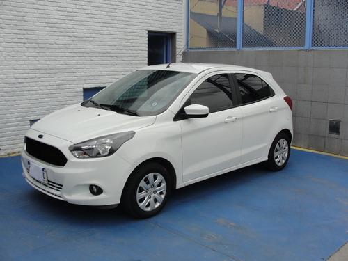 Ford Ka Se 1,5 L  2018 Con Gnc Unica Mano