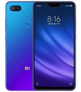 Celular Xiaomi Mi 8 Lite 4gb Ram 64gb Global -azul-lacrado