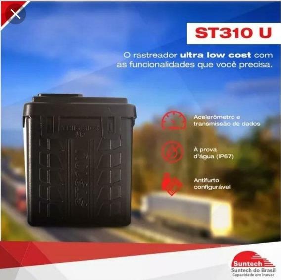 Rastreador Comodato Suntech St310u + Chip M2m + Rastreamento