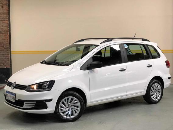 Volkswagen Suran 1.6 Comfortline 101cv 2018