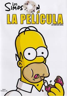 Los Simpson La Pelicula Dvd