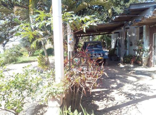 Chácara Com 3 Dormitórios À Venda, 2000 M² Por R$ 440.000 - Campinas/sp - Ch0292
