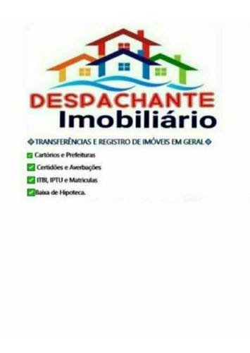 Imagem 1 de 1 de Despachante Imobiliário
