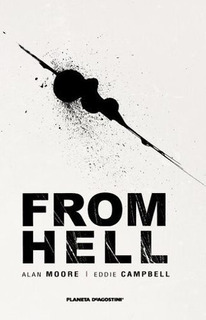 Libro - Comic From Hell Nueva Edicion - Alan Moore