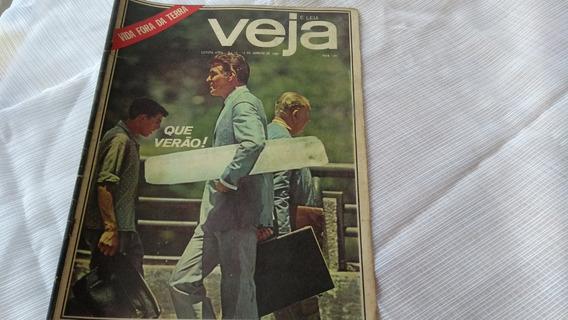 Revista Veja Nº 19 Vida Fora Da Terra Rita Lee Os Mutantes