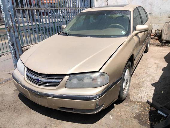 Chevrolet Impala 3.8 Desarme Full Automático