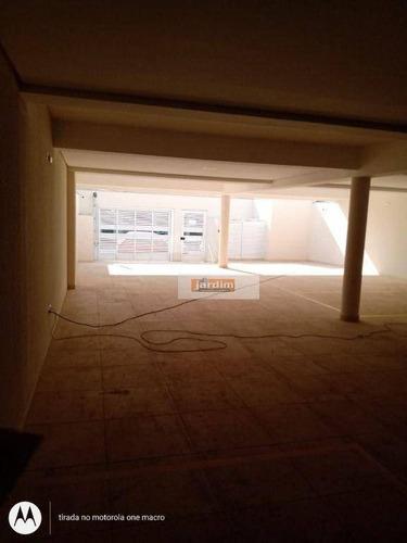 Imagem 1 de 17 de Apartamento Com 2 Dormitórios À Venda, 48 M² Por R$ 260.000,00 - Parque Bandeirante - Santo André/sp - Ap7450