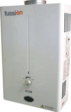 Calentador Agua Instantaneo Boiler 5 Eco 8lt Fussion