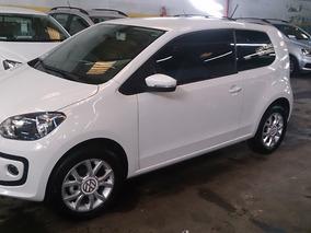 Okm Volkswagen Up! 1.0 High Up! 3 P Tasa 0% Alra Vw Ent Ya 7