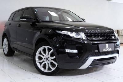 Land Rover Range Rover Evoque Dynamic 2.0-2012/2013