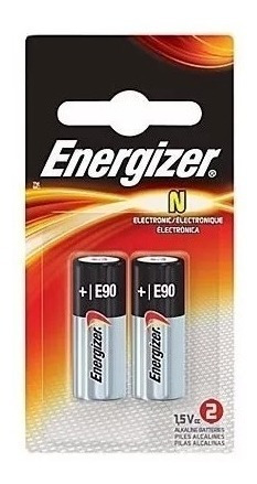 Pilas Tipo N 1.5v E90 Energizer