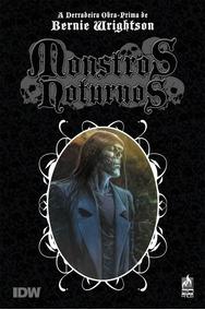 Hq Monstros Noturnos - Bernie Wrightson