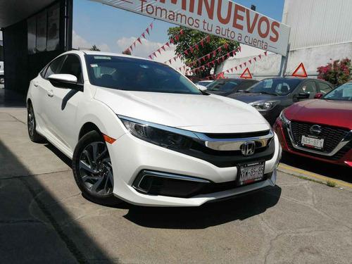 Imagen 1 de 13 de Honda Civic Ex Sedan Tm 2020