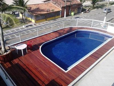 Casa Residencial À Venda, Jardim Las Palmas, Guarujá. - Ca0042