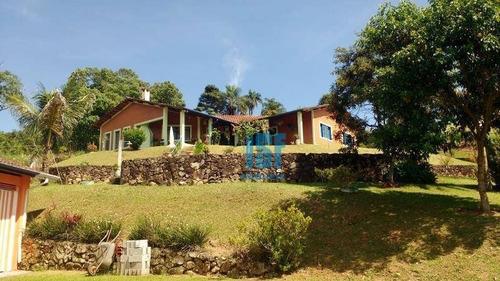 Chácara Com 4 Dormitórios À Venda, 15000 M² Por R$ 1.596.000 - Jardim Maracanã - Atibaia/sp - Ch0020