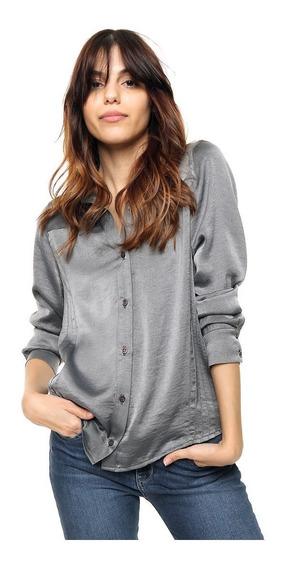 c4a95533b277 Camisas de Mujer Gris oscuro en Mercado Libre Argentina