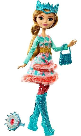 Ever After High - Feitiço De Inverno - Ashlyn Ella - Mattel