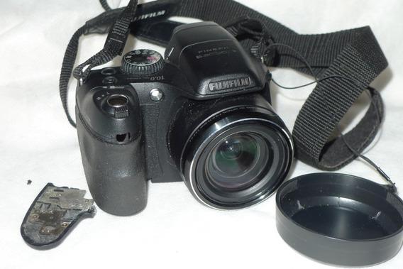 Camera Fujifilm Finepix S2000 Sucata Como Fotos