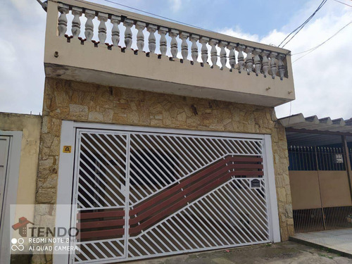 Imagem 1 de 19 de Imob03 - Sobrado 156 M² - Venda - 3 Dormitórios - 1 Suíte - Vila Urupês - Suzano/sp - So0790