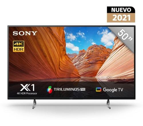 Imagen 1 de 10 de Tv Smart Google Tv 50  4k Ultra Hd Android