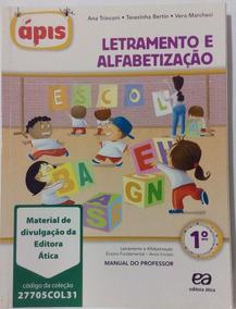 Letramento E Alfabetização 1° Ano Manual Do Professor