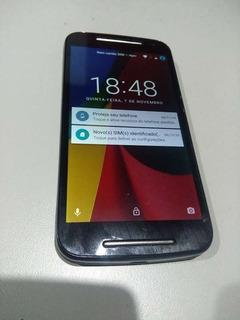 Celular Moto G2 16gb Tv Digital Original Em Ótimo Estado