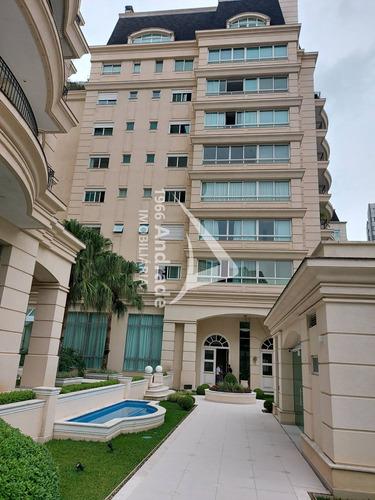 Apartamento Com 4 Dormitórios À Venda Com 454.17m² Por R$ 2.750.000,00 No Bairro Cabral - Curitiba / Pr - 120a