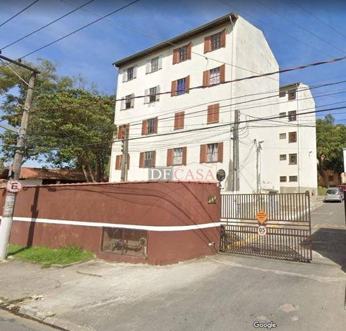 Imagem 1 de 15 de Apartamento Com 2 Dormitórios À Venda, 45 M² Por R$ 138.300,00 - Jardim América - Poá/sp - Ap5907