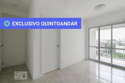 Apartamento No 14º Andar Mobiliado Com 1 Dormitório - Id: 892878827 - 178827