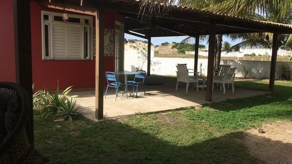 Casa Na Praia Do Saco Com 3 Casas Anexas. - Cp6032