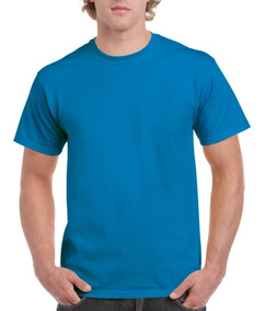 Playera Cuello Redondo Gildan Ultra Cotton Para Hombre